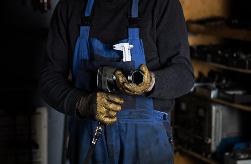 How to use impact wrench