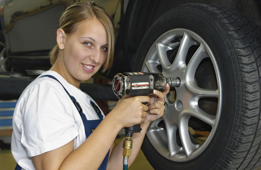 Type of impact wrench