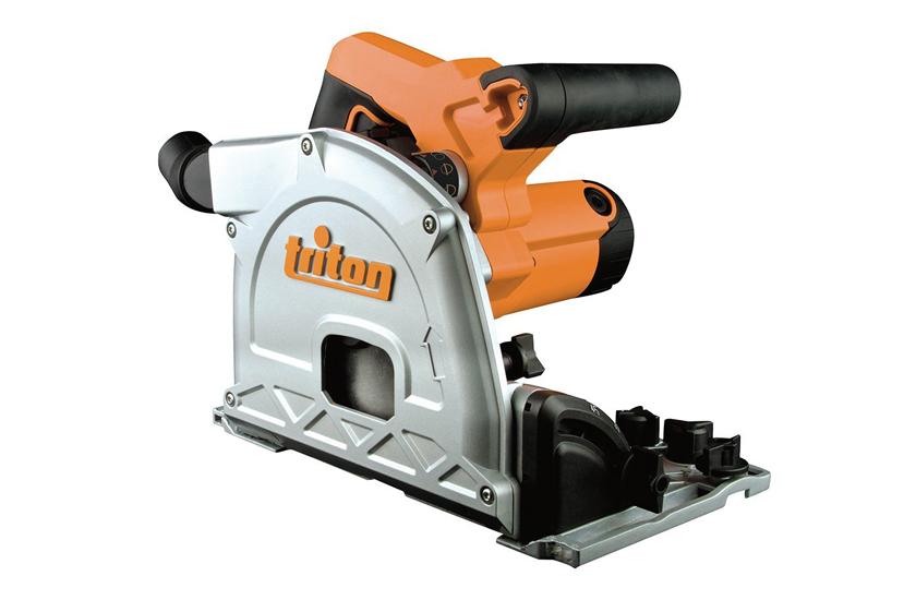 Triton TTS1400 6-1/2-Inch Plunge Track Saw