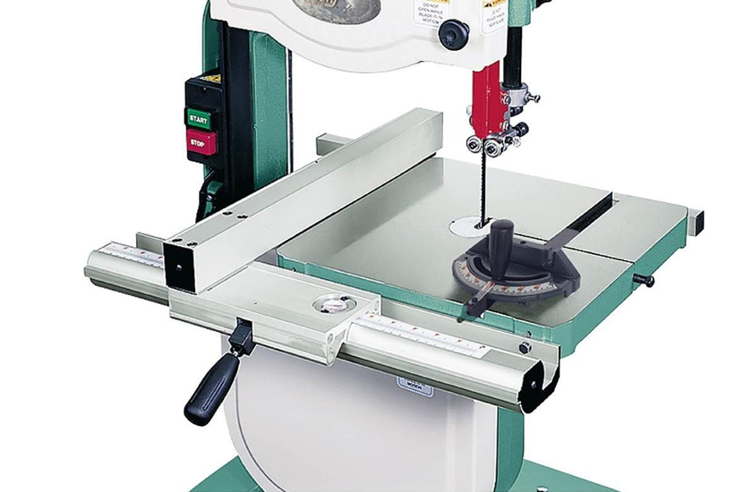 Grizzly G0555 The Ultimate Bandsaw Review