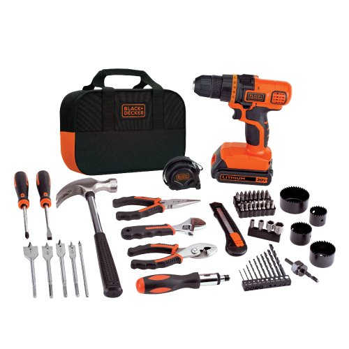 BLACK+DECKER LDX120PK Lithium Drill and Project Kit Review