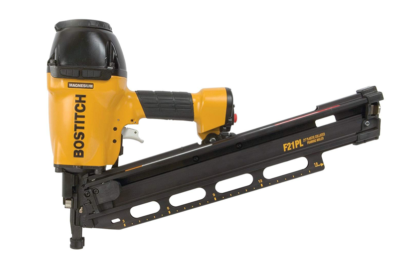 BOSTITCH F21PL Round Head 1-12-Inch to 3-12-Inch Framing Nailer Review