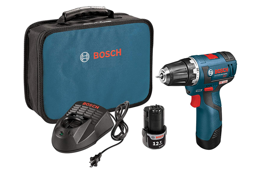 Bosch 12-Volt Max PS32-02 Brushless 3/8-Inch Drill/Driver Review