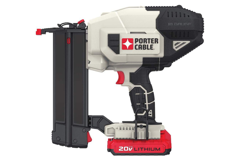PORTER-CABLE PCC790LA 20V MAX Lithium 18GA Cordless Nailer Review