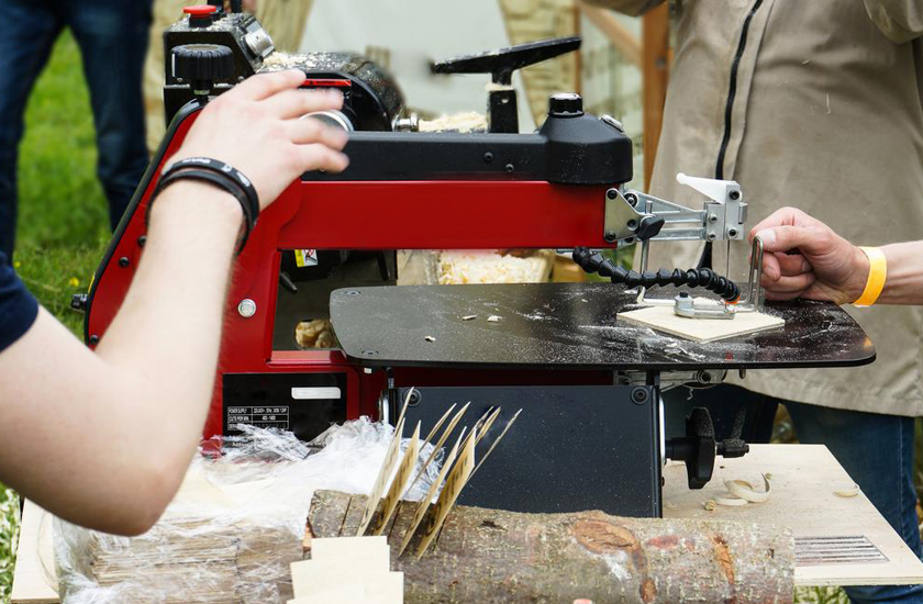Types of Scroll Saw