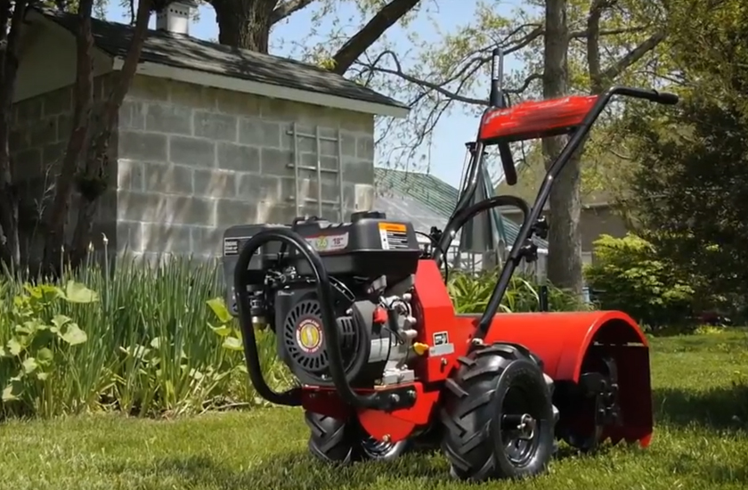 what is the best rear tine tiller