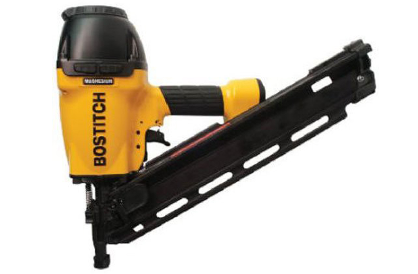 BOSTITCH F33PT 33-Degree Paper Tape Framing Nailer