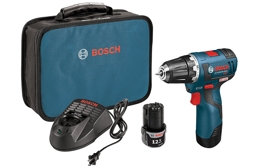 Bosch PS32-02 12-volt Max Brushless Drill/Driver Kit