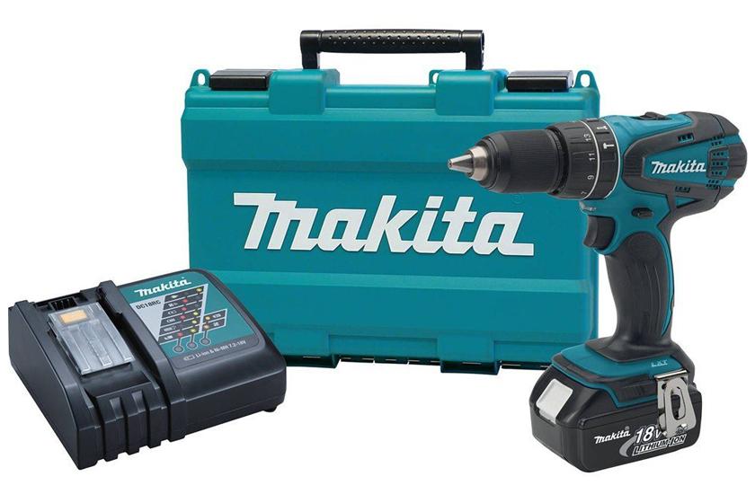 Makita XPH012 18V LXT Lithium-Ion Cordless Drill
