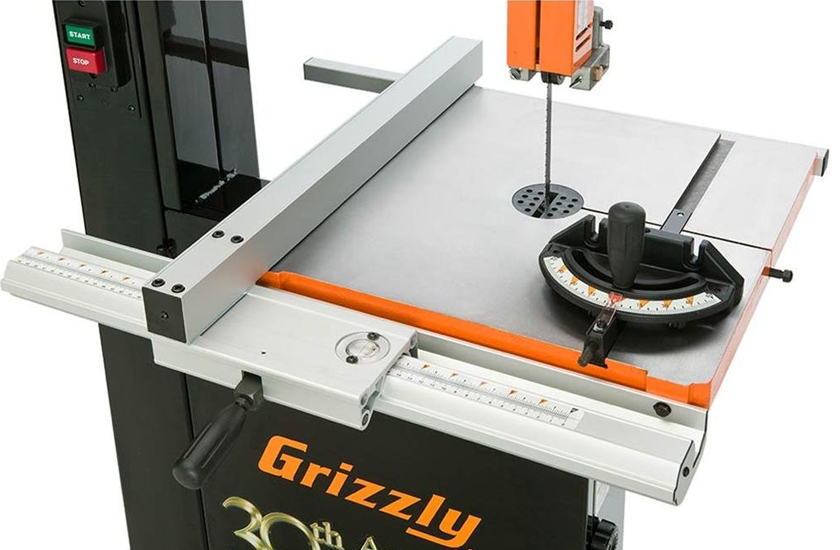 Grizzly G0513ANV 2 HP Bandsaw