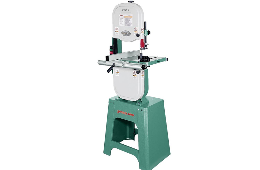Grizzly G0555 The Ultimate Bandsaw